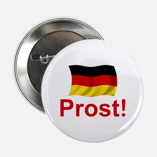 "German Prost (Cheers!) 2.25"" Button"