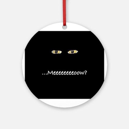 Meeow? Keepsake (Round)