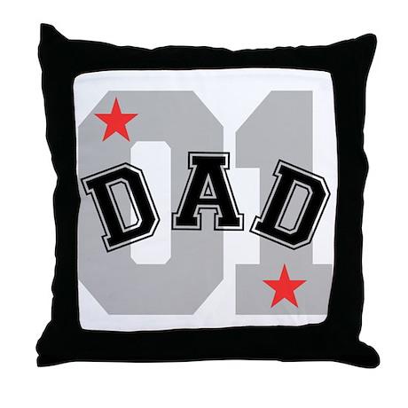 Dad 01 Throw Pillow