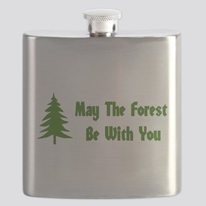 May The Forest Be With You Flask