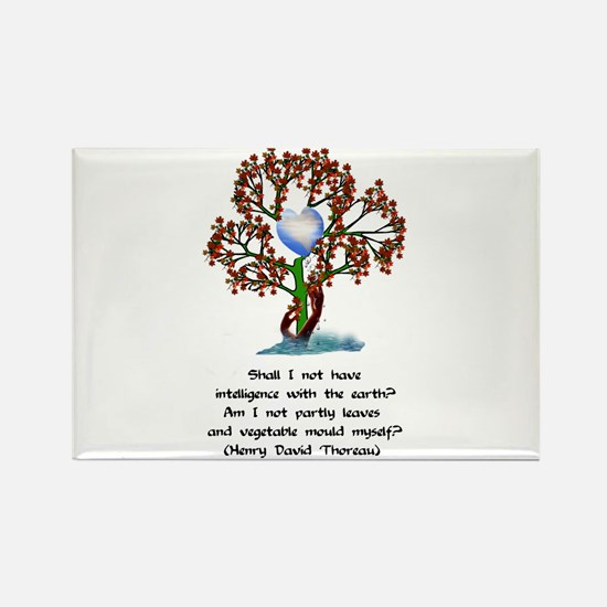 Nature Proverb Rectangle Magnet (100 pack)