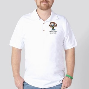 Nature Proverb Polo Shirt