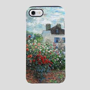 Monet Artist's Garden Argenteuil iPhone 8/7 Tough