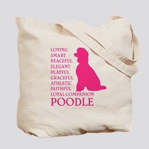 LOYAL DOG (both sides) Tote Bag