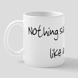 I love Anal (large) Mug
