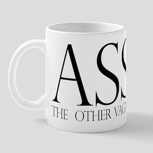 Ass.... (large) Mug