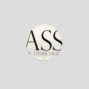 Ass.... (large) Mini Button