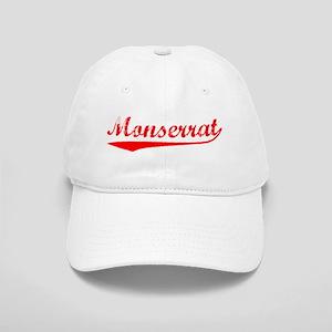 Vintage Monserrat (Red) Cap