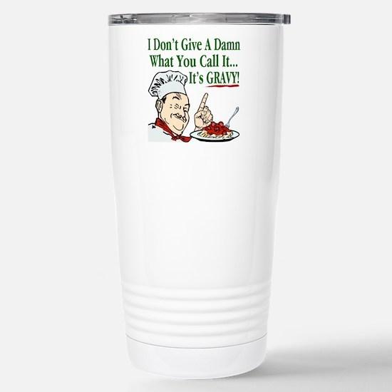 It's Gravy! Large Mugs