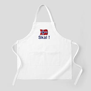 Norwegian Skal! BBQ Apron