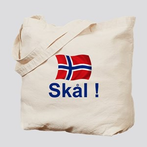 Norwegian Skal! Tote Bag