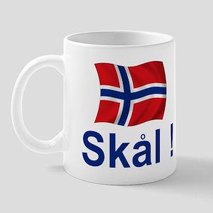 Norwegian Skal! Mug