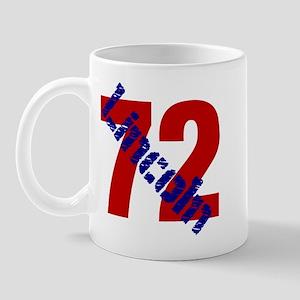 Lincoln.72. Mug