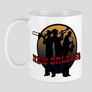 Retro New Orleans Mug