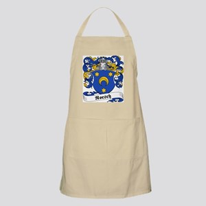 Roesch Family Crest BBQ Apron