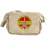 Rocc Logo Messenger Bag