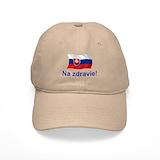 Slovakian Baseball Cap