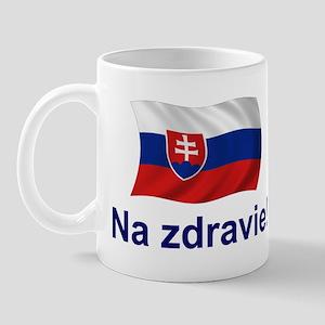 Slovak Na Zdravie! Mug