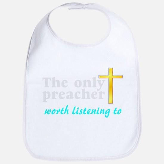 Cute religion Baby Bib