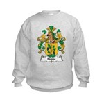 Hoppe Family Crest Kids Sweatshirt