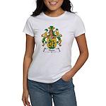 Hoppe Family Crest Women's T-Shirt