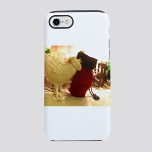 tabletop sheep and bag iPhone 8/7 Tough Case