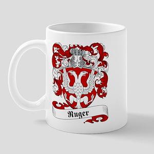 Ruger Family Crest Mug