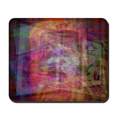 Multiple Exposures - Mousepad