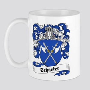 Schaefer Family Crest Mug