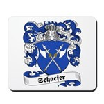 Schaefer Family Crest Mousepad
