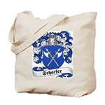 Schaefer Family Crest Tote Bag