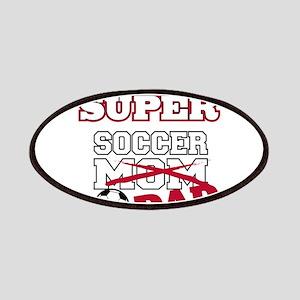 Super Soccer Dad Patch