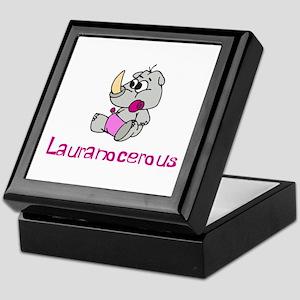Lauranocerous Keepsake Box