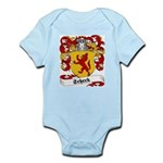 Scheck Family Crest Infant Creeper