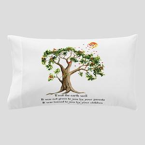 Kenyan Nature Proverb Pillow Case