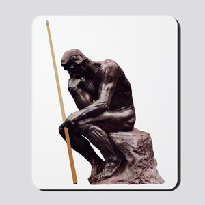 Thinker Mousepad