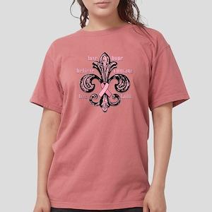 Pink Fleur Ribbon T-Shirt