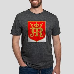 JASLO Ash Grey T-Shirt