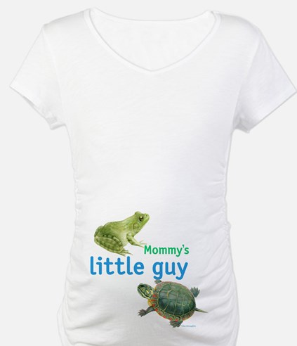 Mommy's little guy Shirt