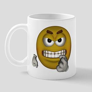 Fighting Smiley Mug