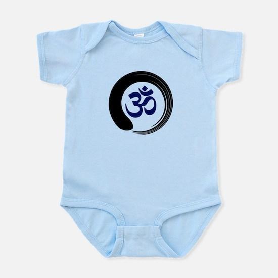 Namaste Zen Circle Meditation Prayer Ohm Body Suit