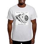 Boost Gear - 70mm + Club - Light T-Shirt