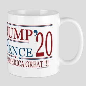 TRUMP | Trump Pence 2020 Keep America Great Mugs