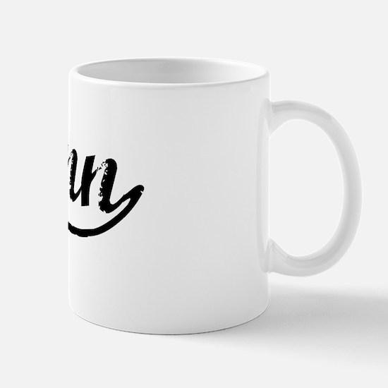 Vintage Ryann (Black) Mug