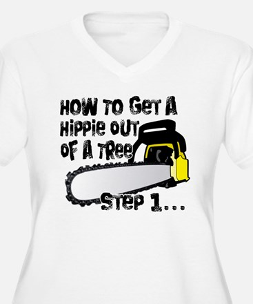 Got Hippies In Your Trees? T-Shirt