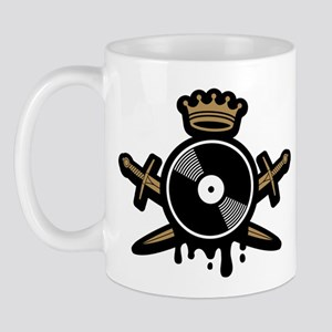 House Music Royalty Mug
