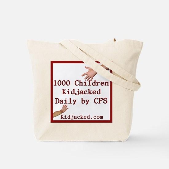 Demand CPS Reform Tote Bag