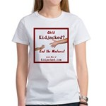End the Madness Women's T-Shirt