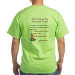 Mother's Day Empty Arms Green T-Shirt