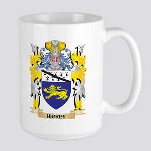 Hickey Coat of Arms - Family Crest Mugs